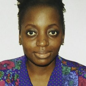 Charlene Mutali – Passport Picture